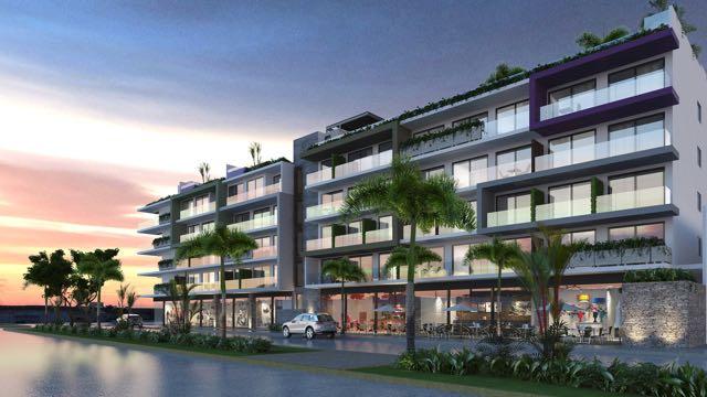Mejor proyecto de inversión en Playa del Carmen: The City