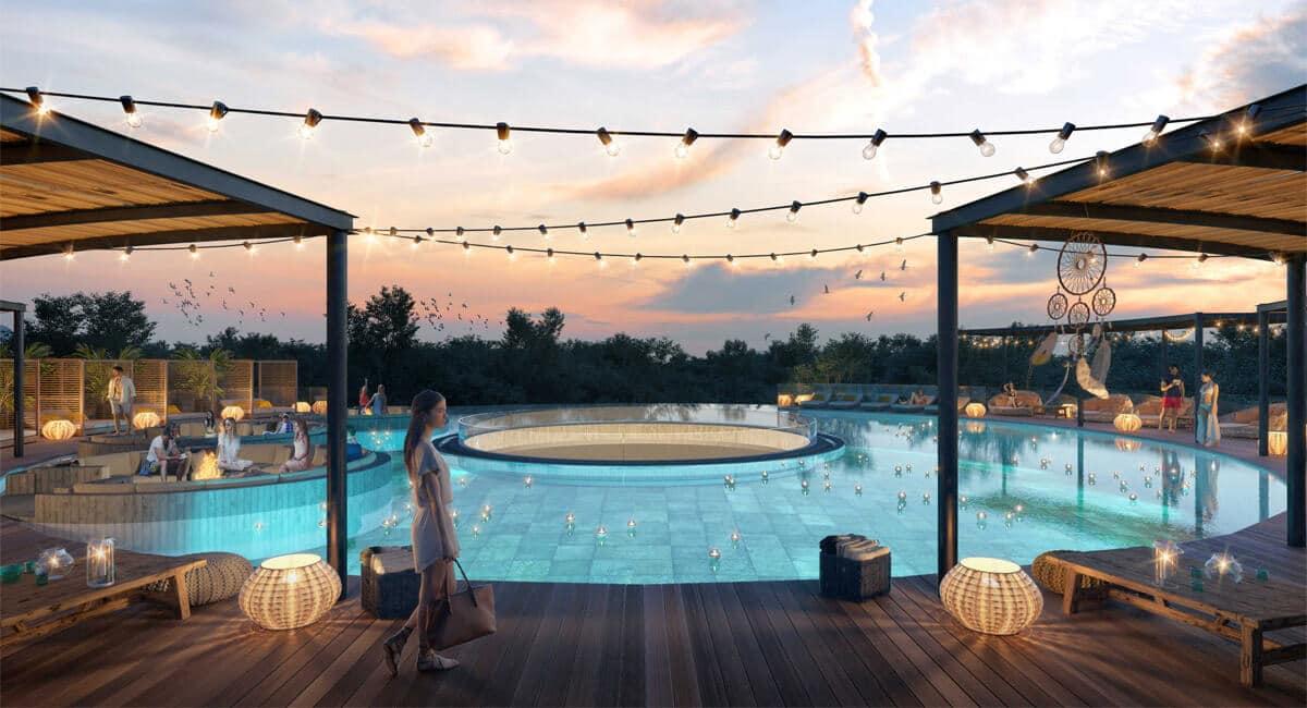 Opción de inversión en bienes raíces: Tuk Tulum